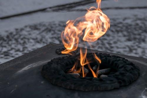 Δωρεάν στοκ φωτογραφιών με βωμός, για πάντα, φλόγα, φωτιά