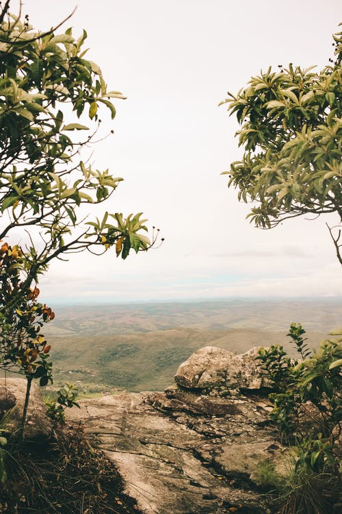 Darmowe zdjęcie z galerii z góry, krajobraz, malowniczy, mgła