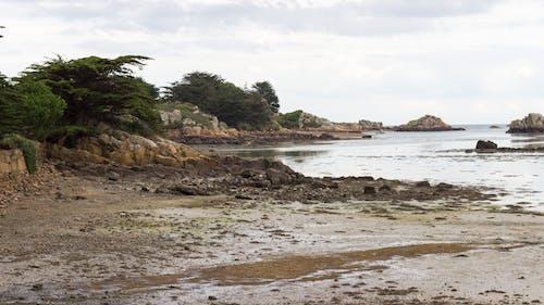 Kostnadsfri bild av bretagne, frankrike, hav, kust