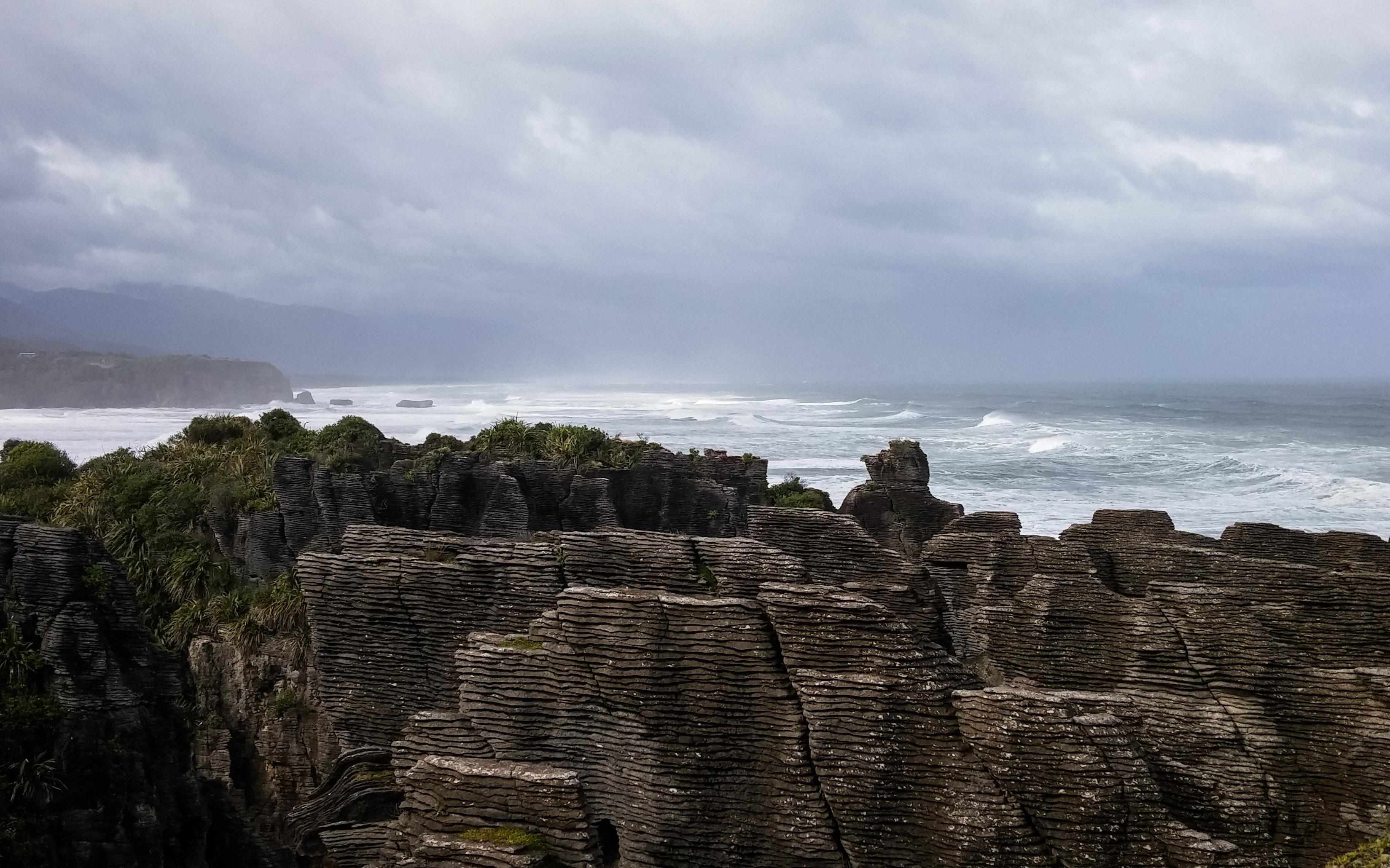 free stock photo of beach  cliff  cliff coast