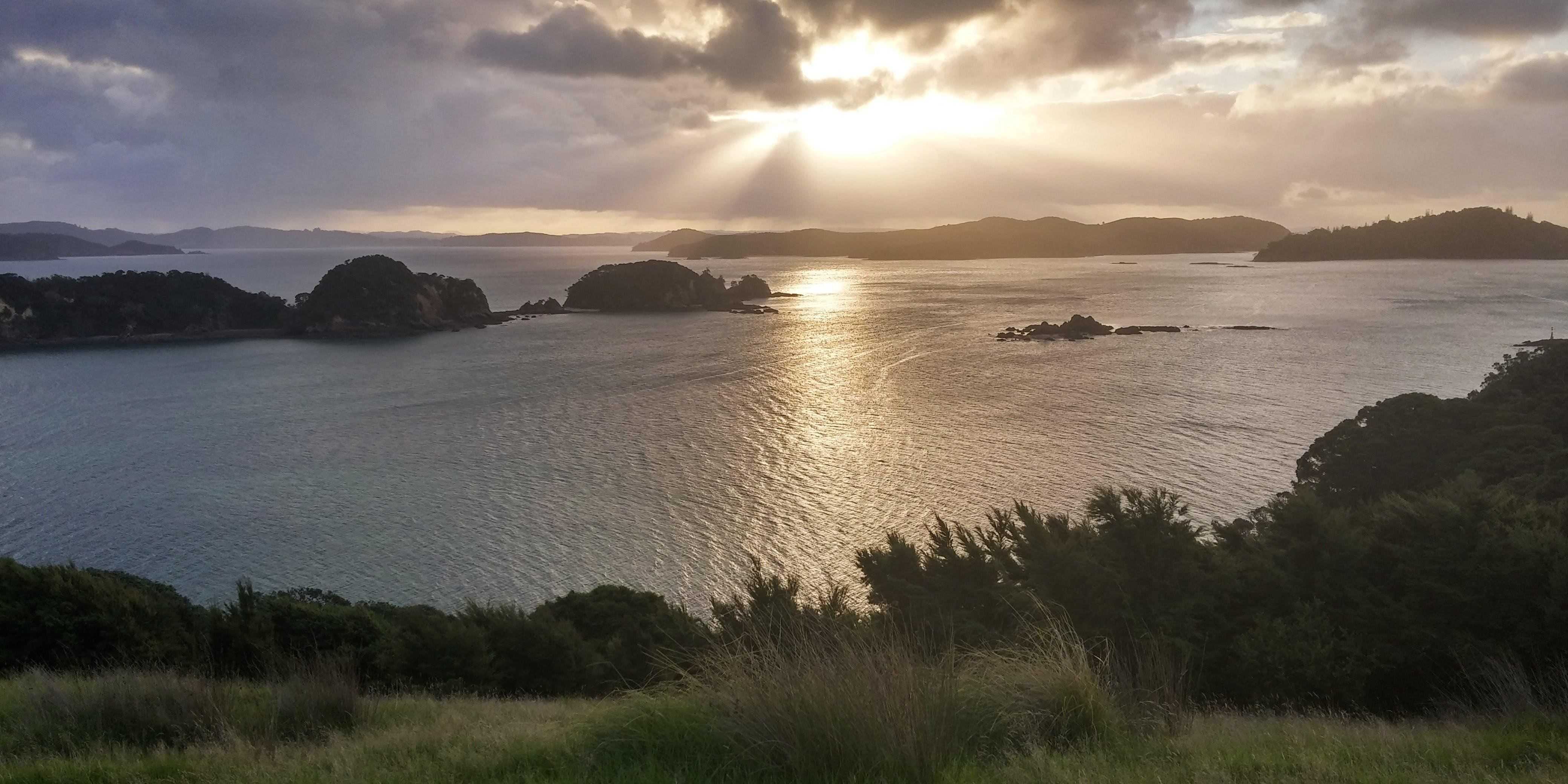 Photo of Sea during Sun Set