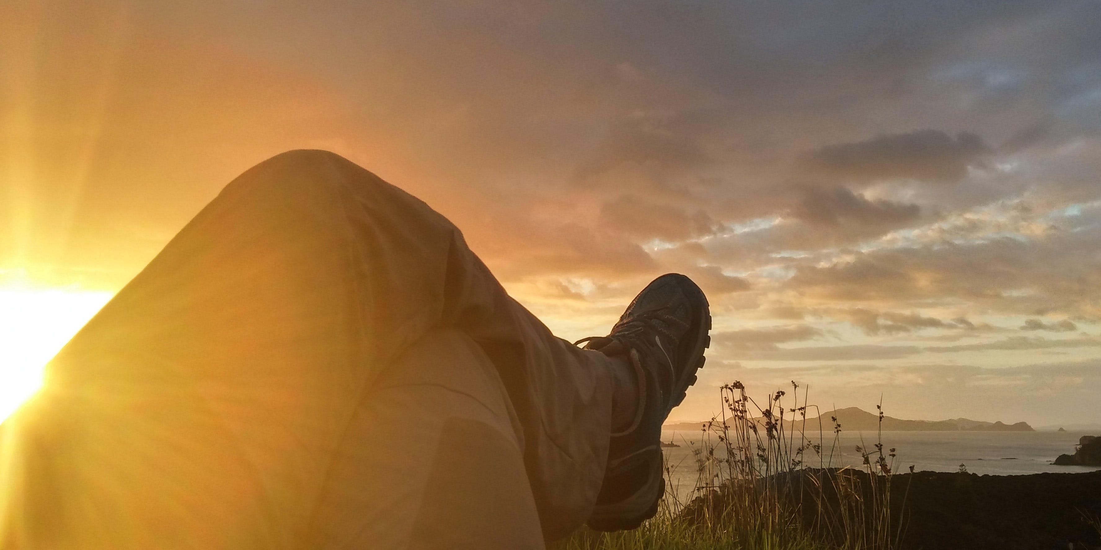 bota, hora, horizont