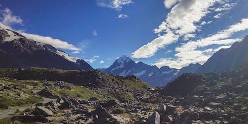 Immagine gratuita di acqua, altitudine, alto, catena montuosa