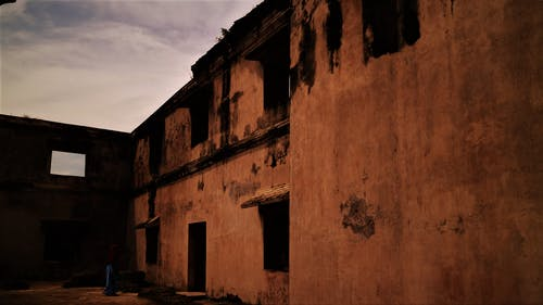 Základová fotografie zdarma na téma #yogyakarta #building #architecture #shade