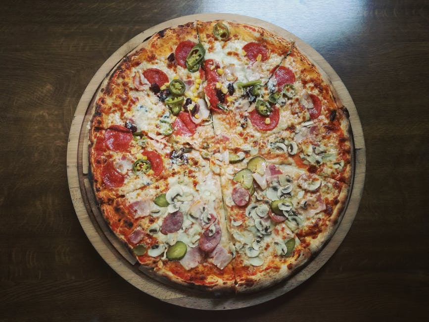 Pizza Order Karna Hai