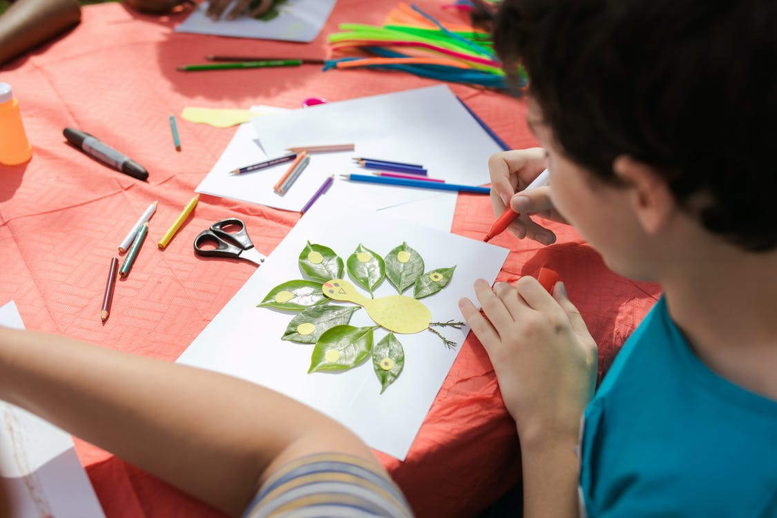 Free stock photo of adventure, art camp, arts and crafts
