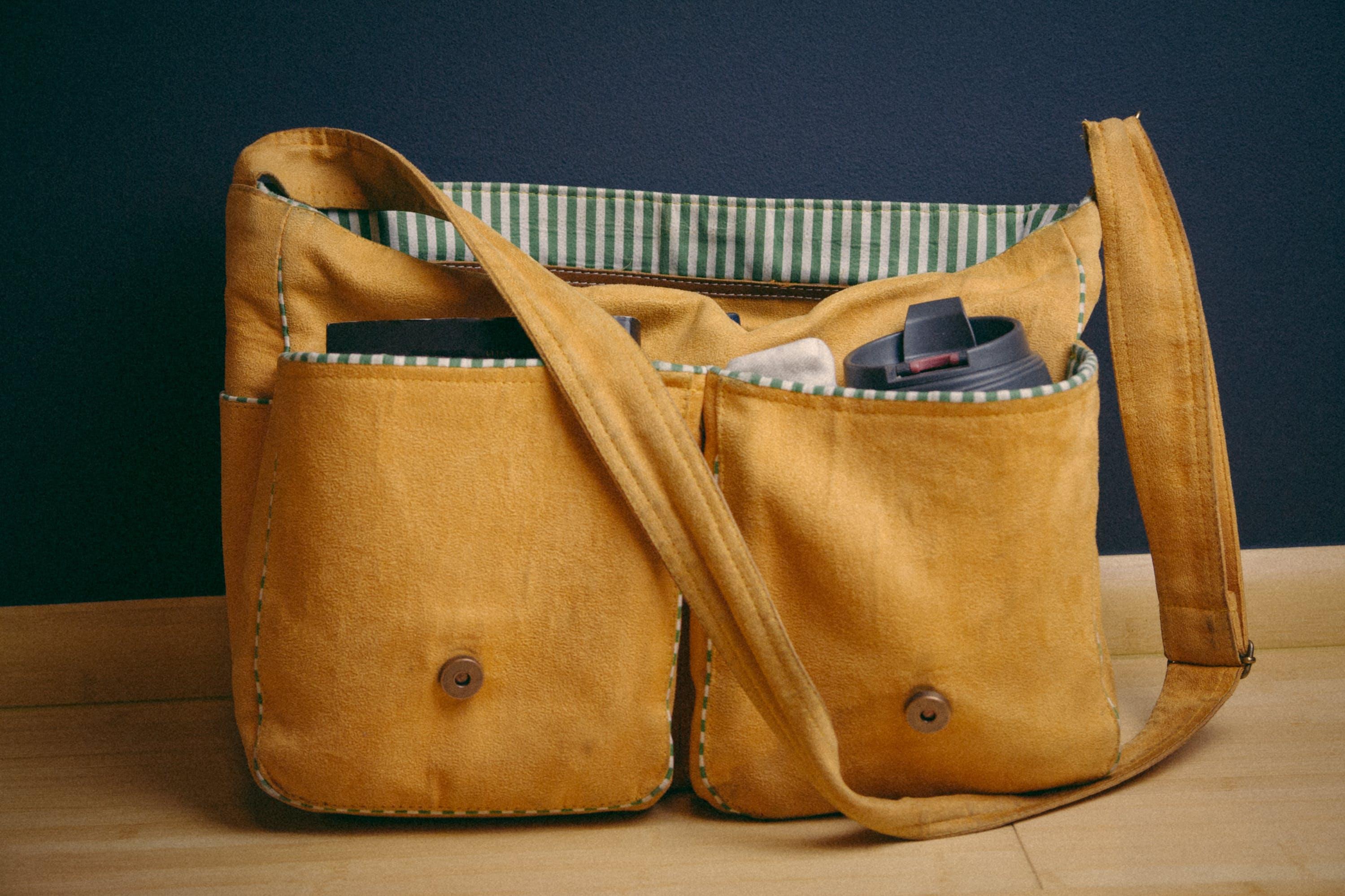 bag, school, student