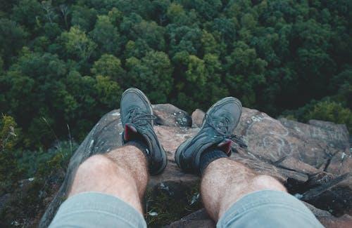Kostenloses Stock Foto zu bäume, cliff, fashion, felsen