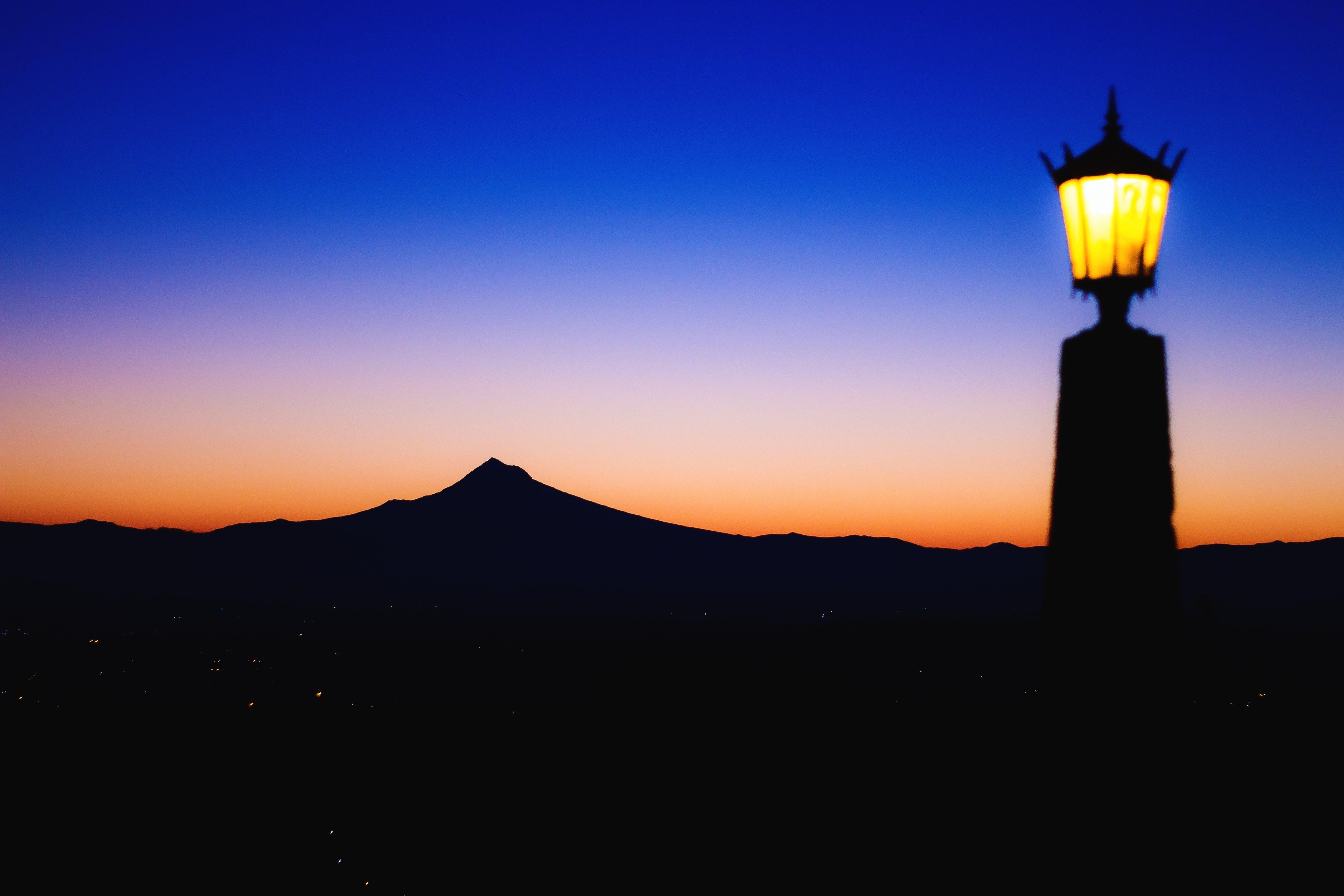 Free stock photo of light, blue, sunrise, yellow