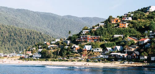 Kostenloses Stock Foto zu landschaft, paisaje, playa, sommer