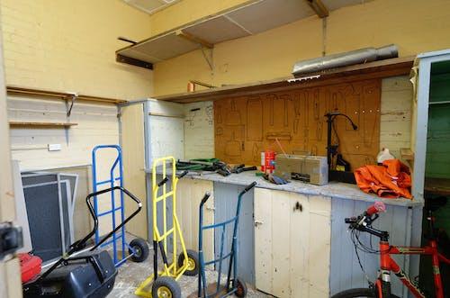 Free stock photo of workshop