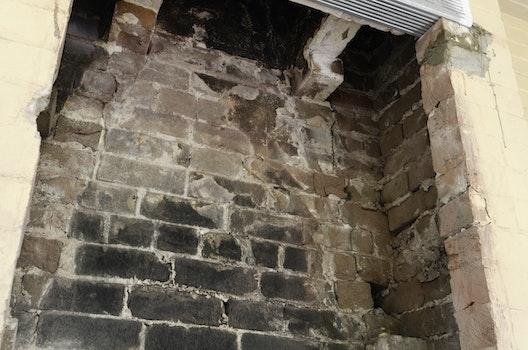 Free stock photo of chimney, renovation
