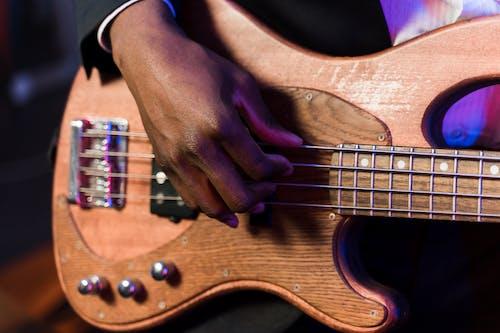 Ingyenes stockfotó elektromos gitár, hangszer, húros hangszer témában