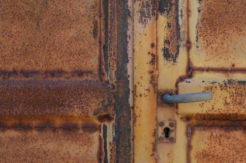 Gratis stockfoto met deur, dicht, ijzer, Roest