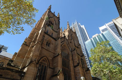 Free stock photo of cathedral, church, city church