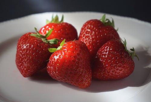 Základová fotografie zdarma na téma bobule, čerstvé potraviny, červené bobule