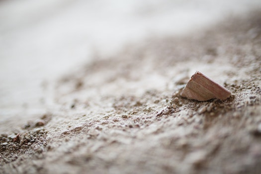 Free stock photo of dust, stone, alone