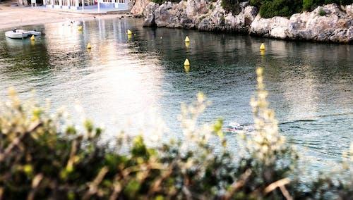 Foto profissional grátis de barco, céu, feriados, litoral