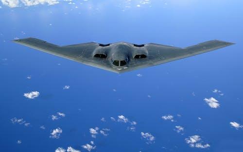 Gratis arkivbilde med himmel, luftfart, luftforsvaret, militærfly