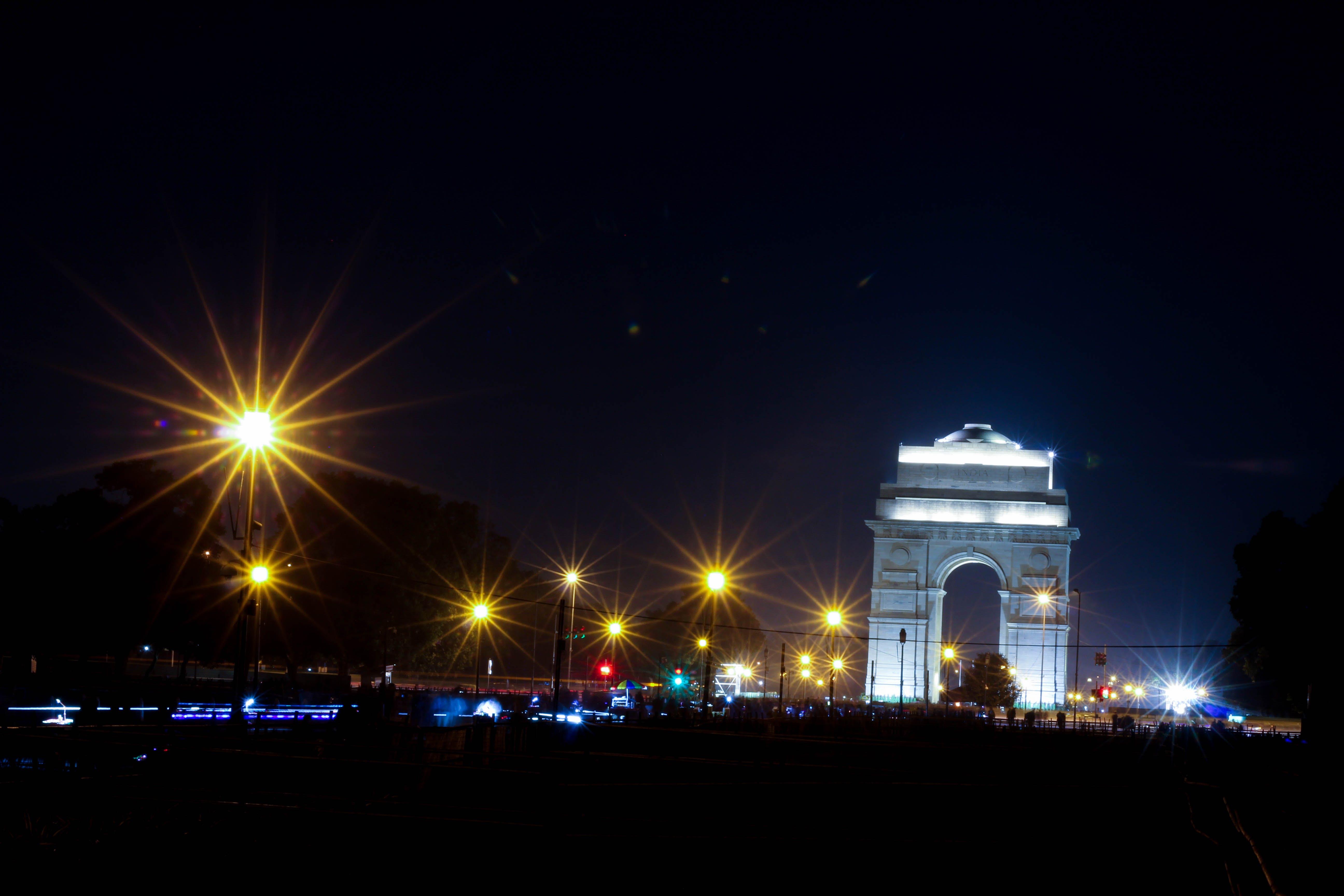 Бесплатное стоковое фото с #india #indiagate #delhi