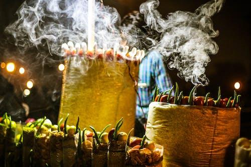 Kostenloses Stock Foto zu delhi, essensfotografie, fotografie, straßenkunst