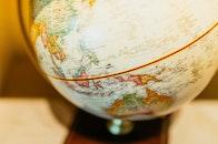 earth, world, globe