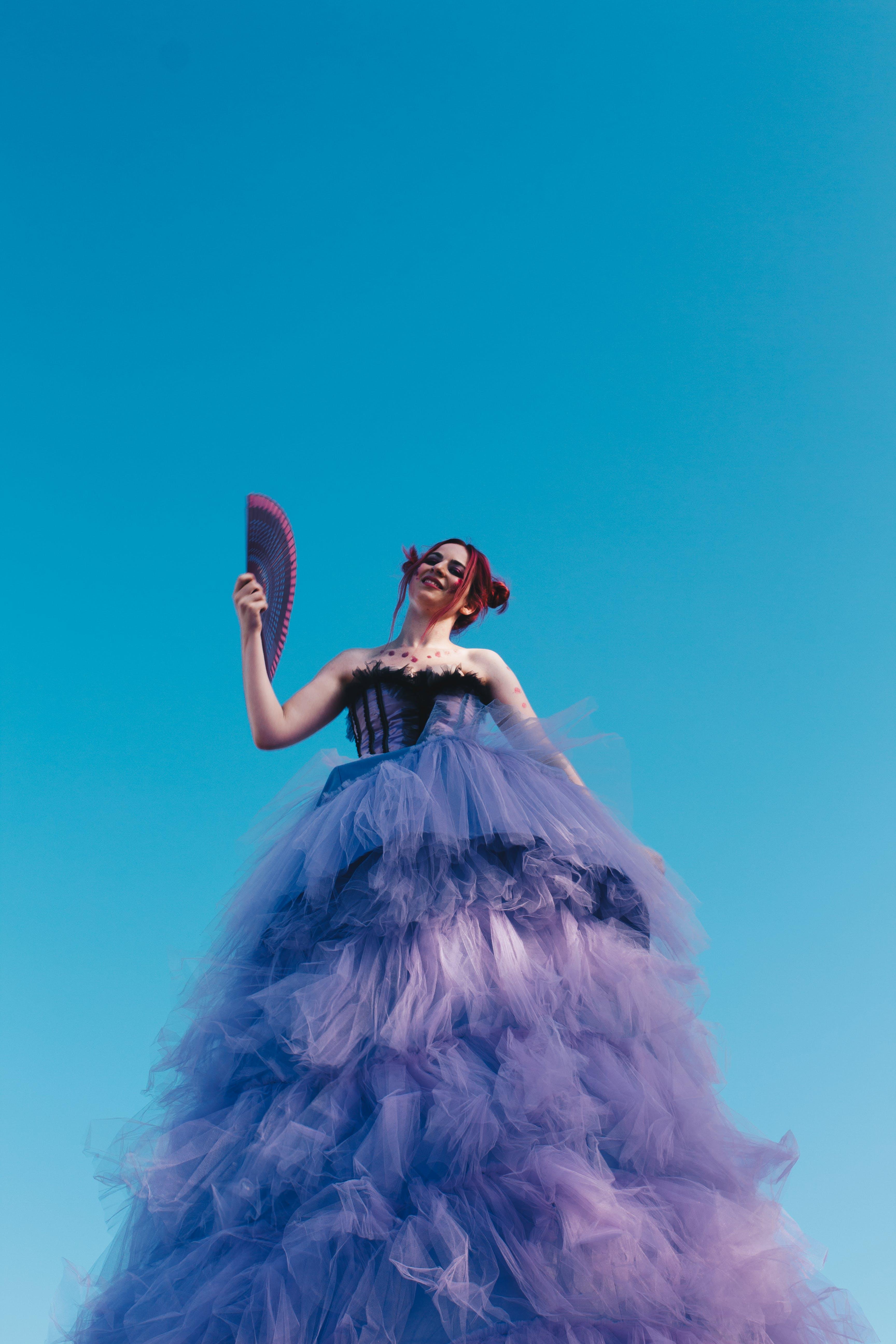Gratis stockfoto met actie, bedacht, blauw, blauwe lucht
