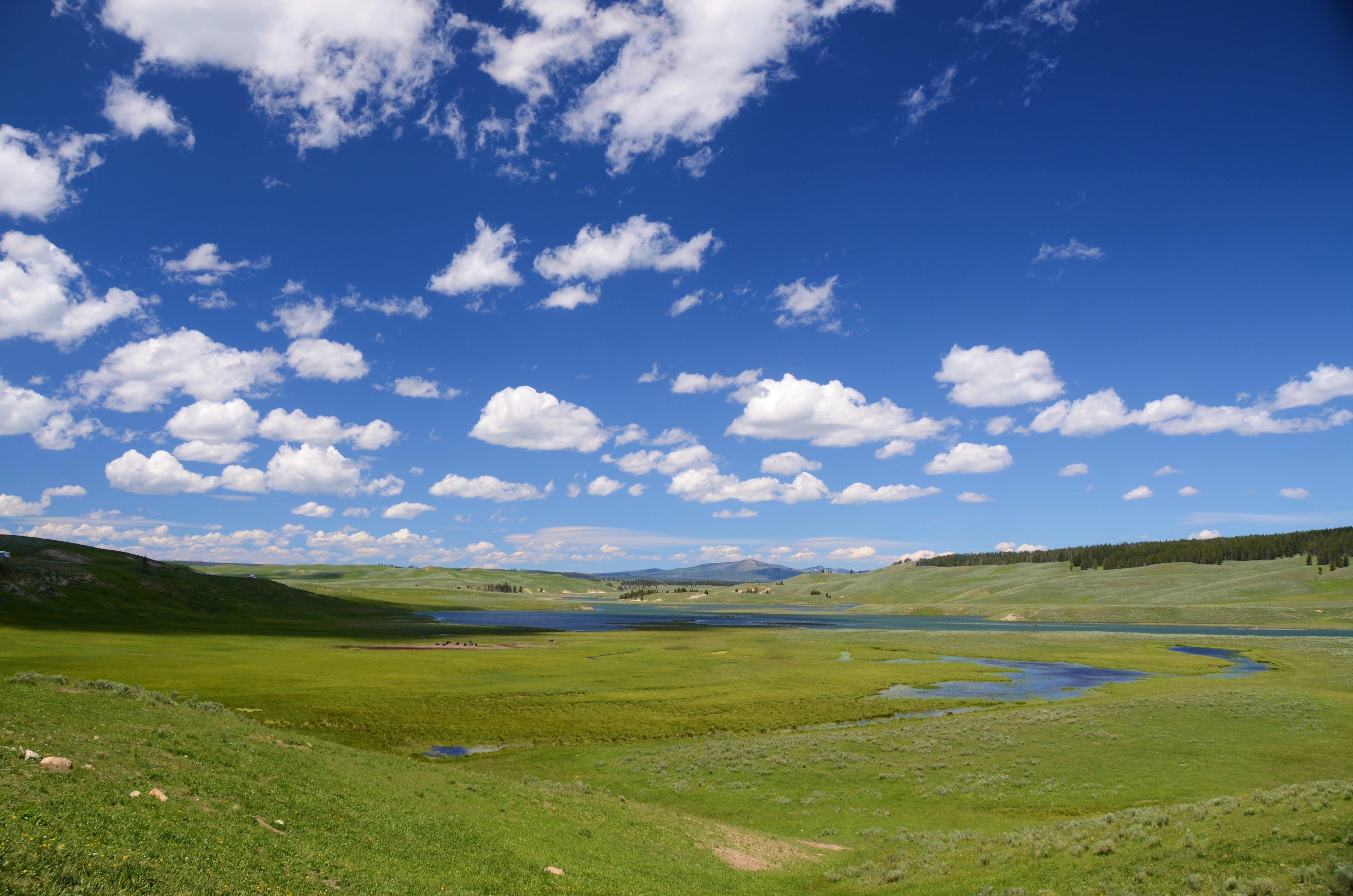 คลังภาพถ่ายฟรี ของ ทัศนียภาพ, ท้องฟ้า, ธรรมชาติ, น้ำ