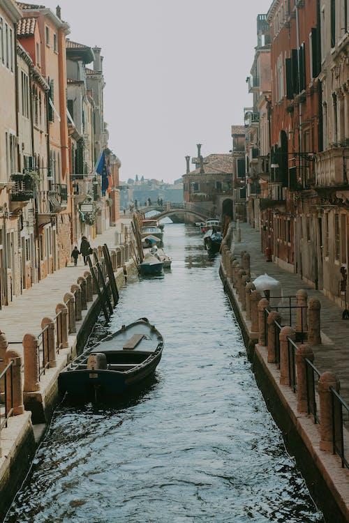 イタリア, シティ, シティービュー, タウンの無料の写真素材