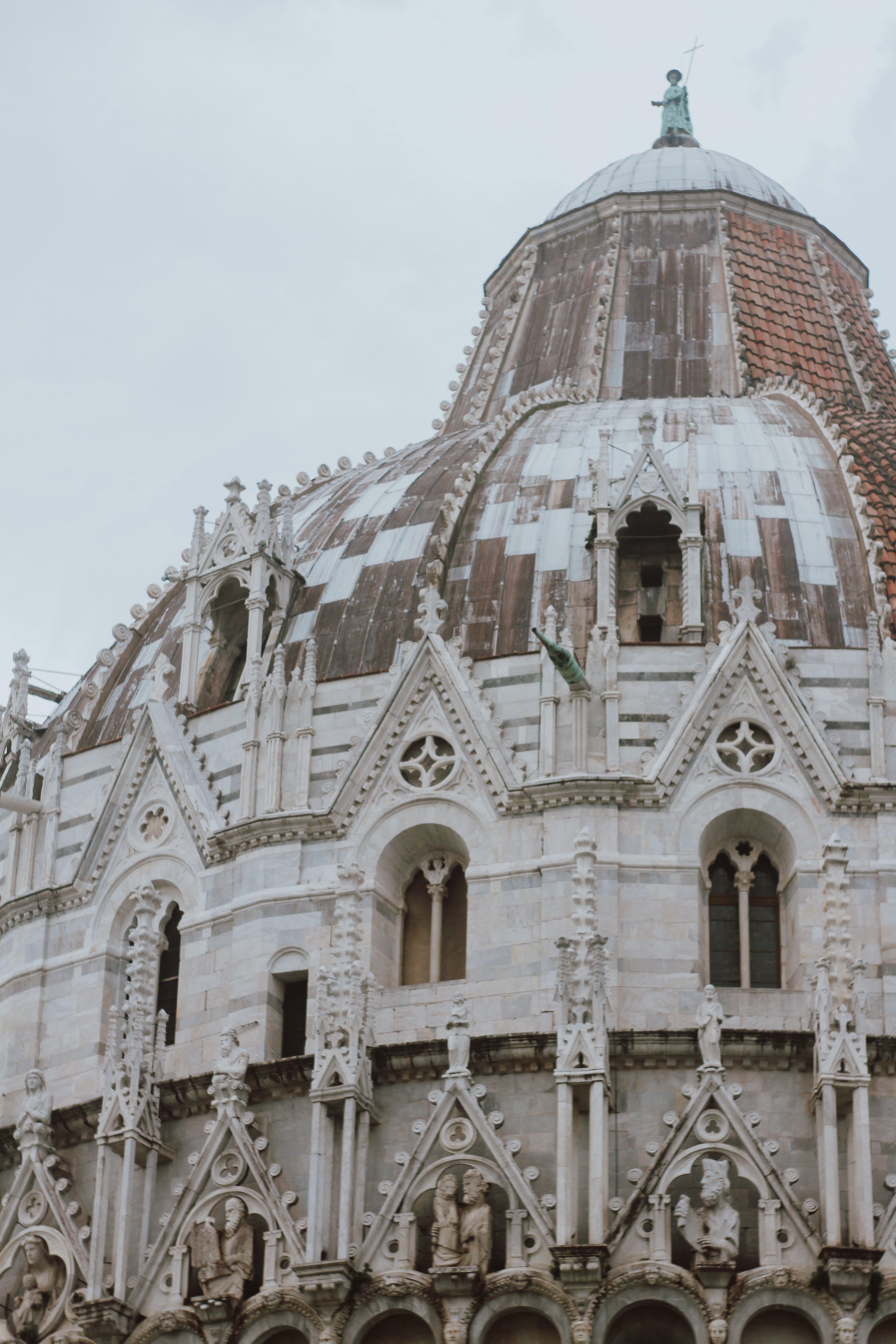 Kostenloses Stock Foto zu architektur, italien, pisa, renaissance
