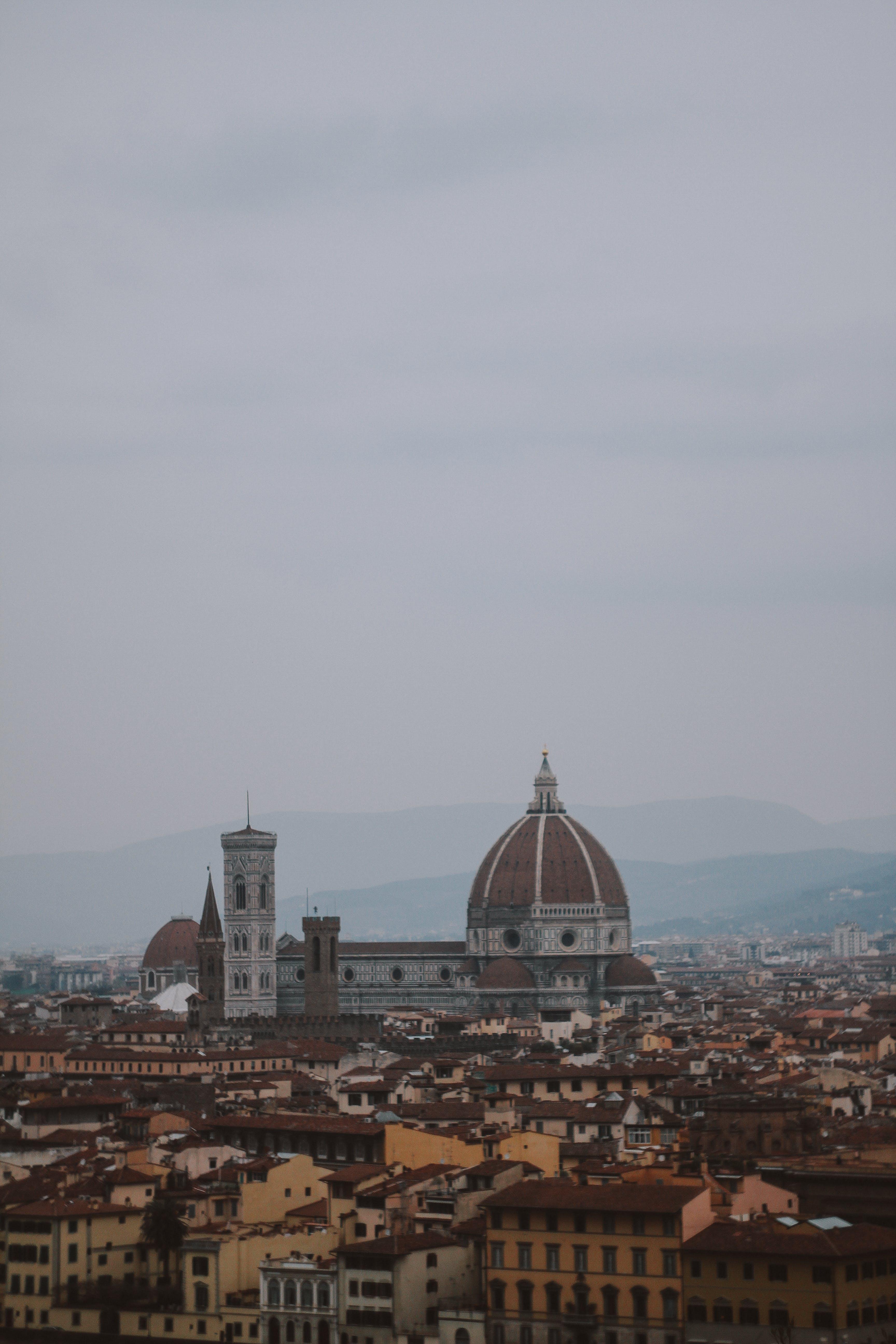Kostenloses Stock Foto zu der dom von florenz, florenz, italien, kathedrale santa maria del fiore