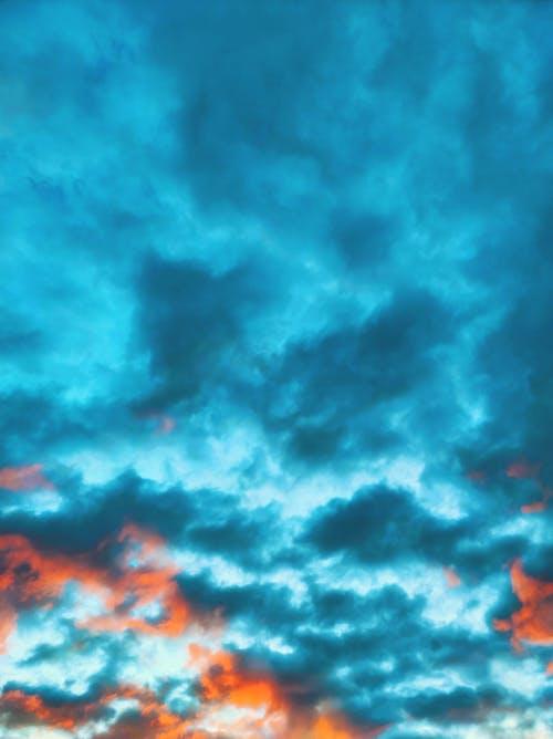 土耳其藍, 壁紙, 夏天 的 免费素材图片