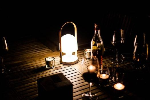 Free stock photo of light, dark, bar, drinks