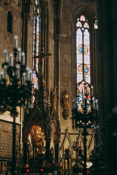 Free stock photo of streets, travel, church, statues