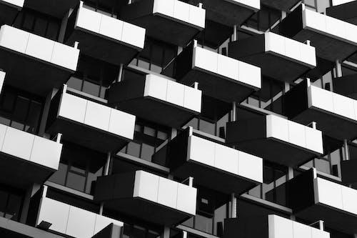 Fotos de stock gratuitas de acero, al aire libre, apartamento