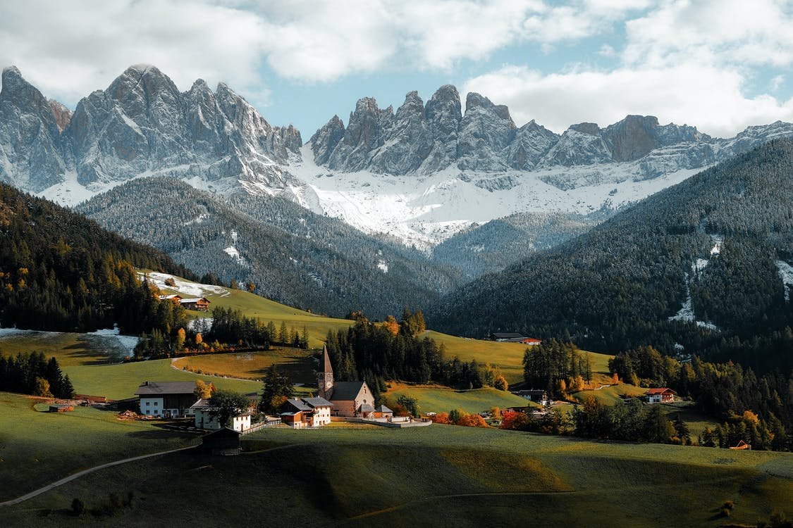 Imagine de stoc gratuită din Alpi, alpin, arbore