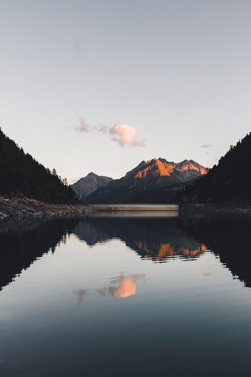 Základová fotografie zdarma na téma 4k tapeta, Alpy, cestování