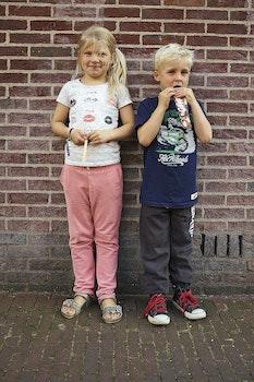 Free stock photo of children