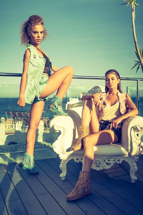 Gratis stockfoto met elegant, fashion, fotomodel, meisje