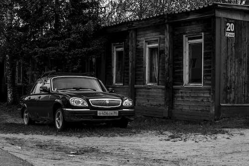 Photos gratuites de abandonné, auto, automobile