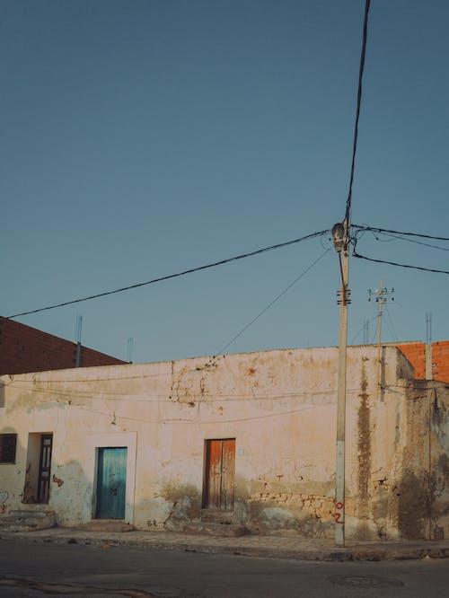 Gratis stockfoto met aardbeving, achtergelaten, architectuur