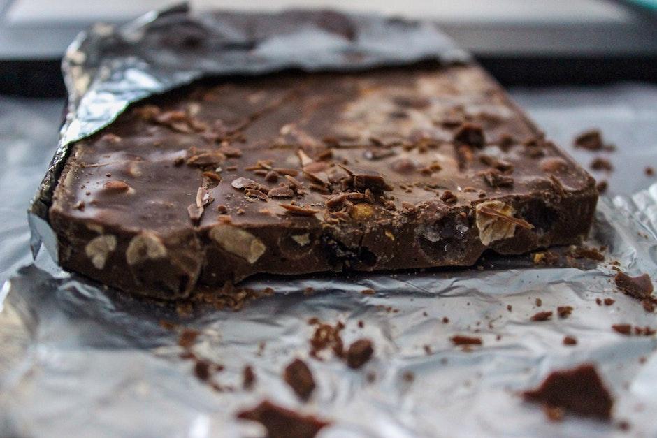 chocolate, close-up, dessert