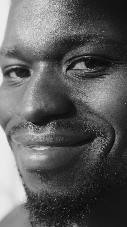 Foto profissional grátis de 3x4, adulto, africano