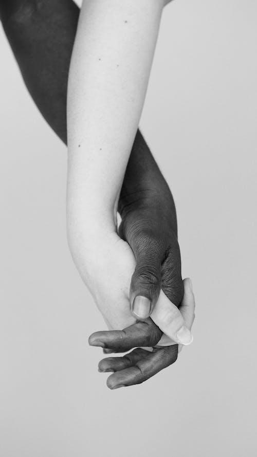 Foto profissional grátis de abstrato, adulto, africano