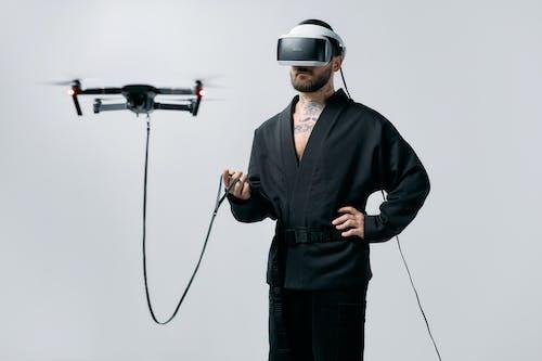 Ilmainen kuvapankkikuva tunnisteilla drooni, edistäminen, elektroniset laitteet