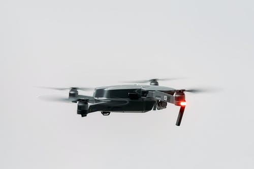Photo of Flying Drone