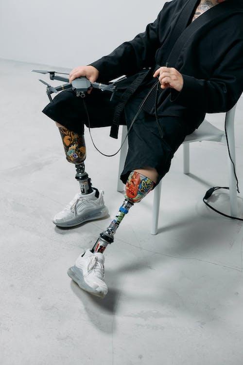 คลังภาพถ่ายฟรี ของ quadrotor, การประดิษฐ์, ขาเทียม