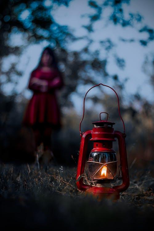 Darmowe zdjęcie z galerii z jasny, lampa, lampa naftowa