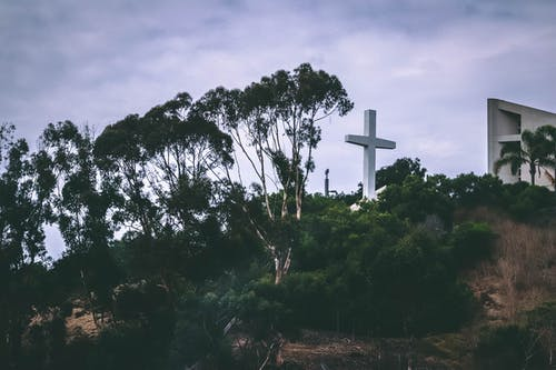 Základová fotografie zdarma na téma Ježíš, kříž