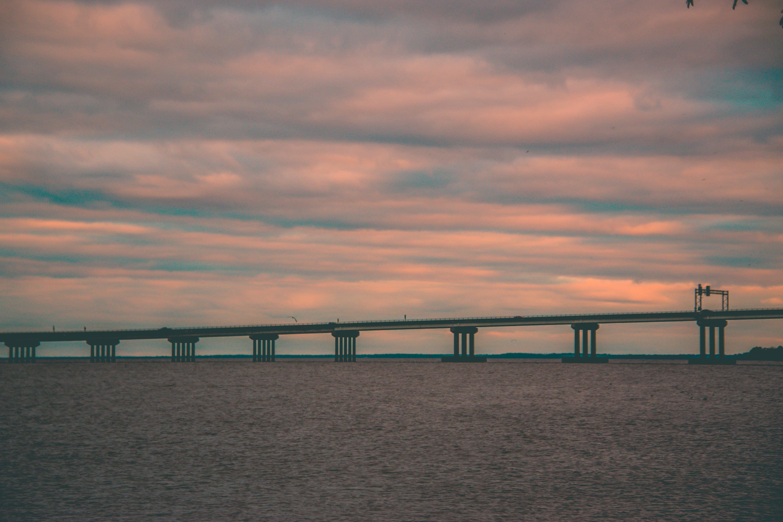 Fotos de stock gratuitas de amanecer, arquitectura, cielo, infraestructura